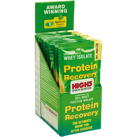 High5 Protein Recovery Drink Box 9x60g, Banana-Vanilla